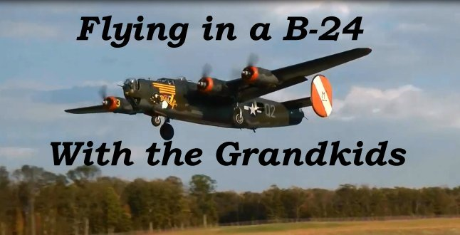 B-24 Flight October 2014