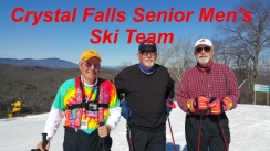 Crystal Falls Senior Men's Ski Team