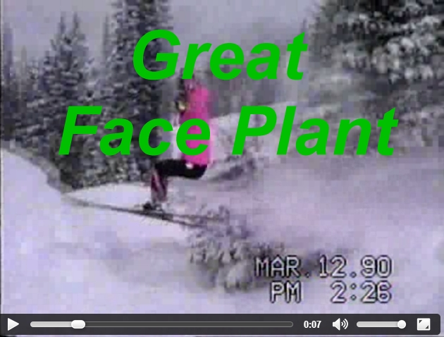 Great Face Plant