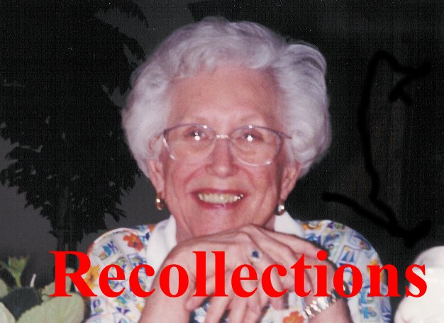 Recollections of Carolyn Simmons Bethune