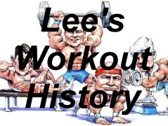 Lee's Workout